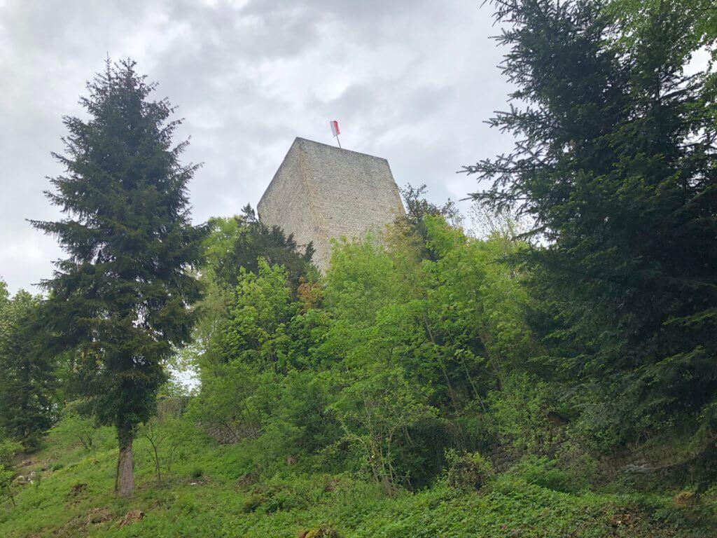 Ruine Thierberg, Kufstein