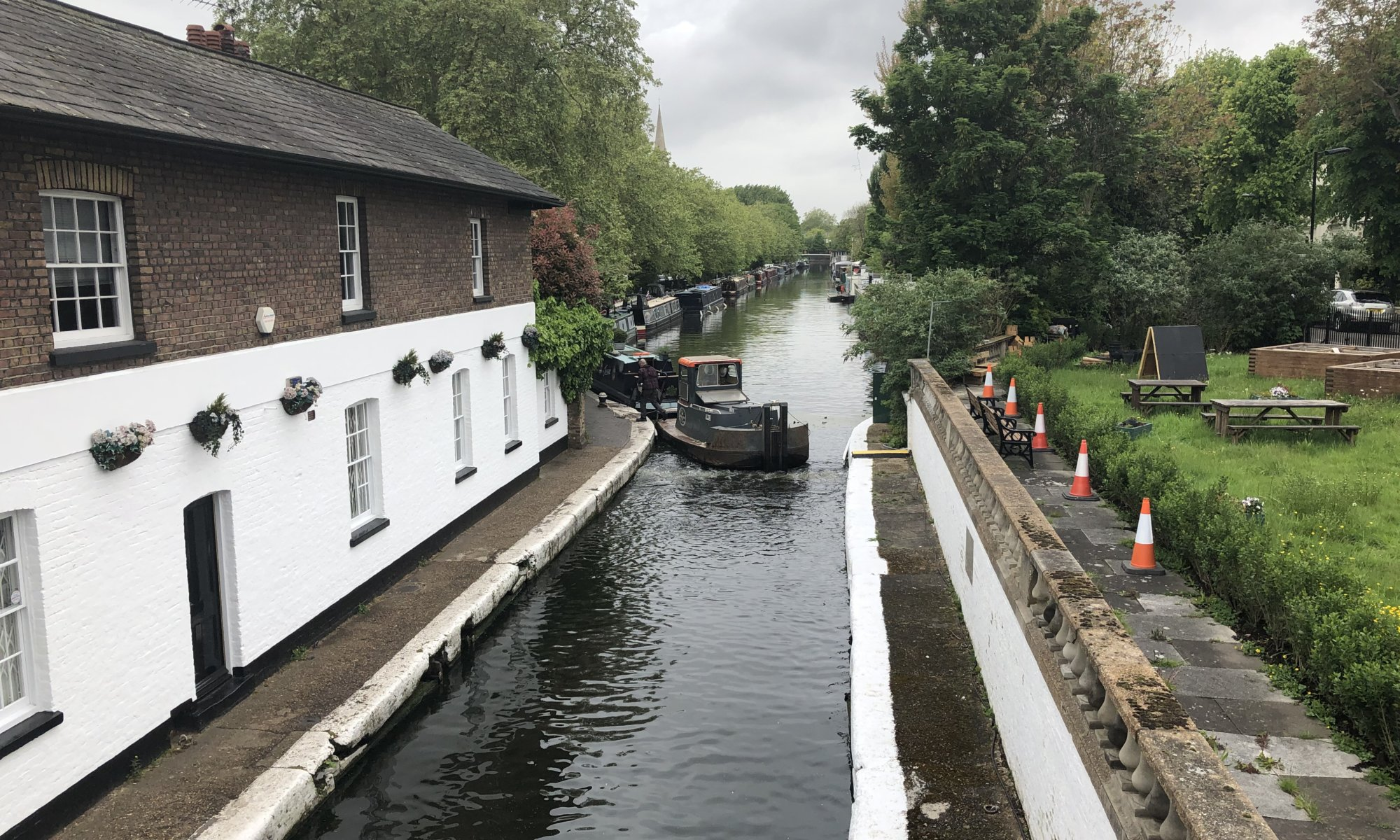 Little Venice, Paddington, London