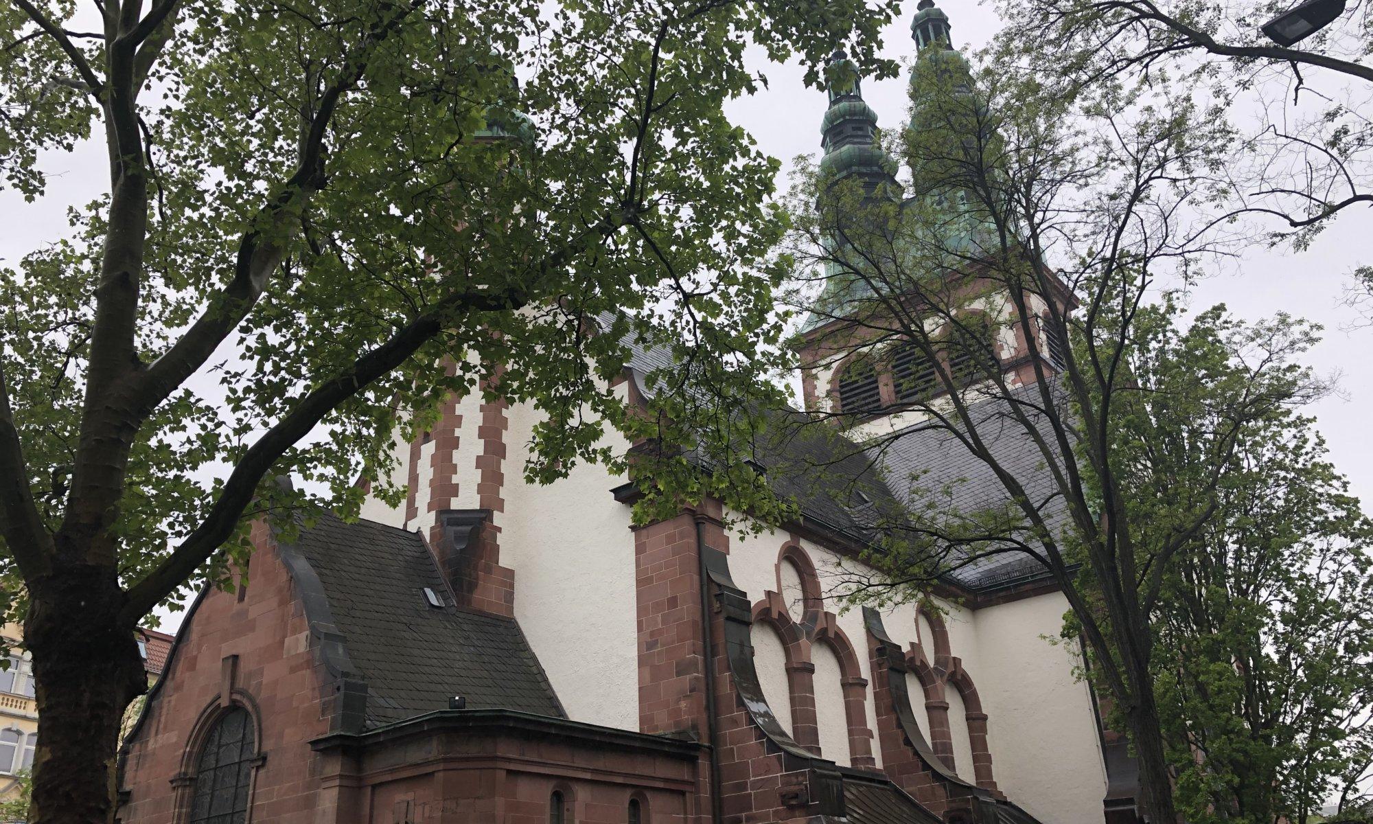 Friedenskirche, Kassel