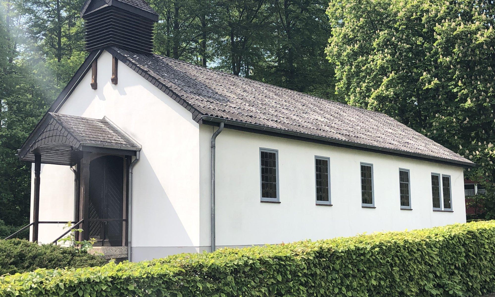 "Kapelle ""Der gute Hirte"", Schäferberg, Espenau"