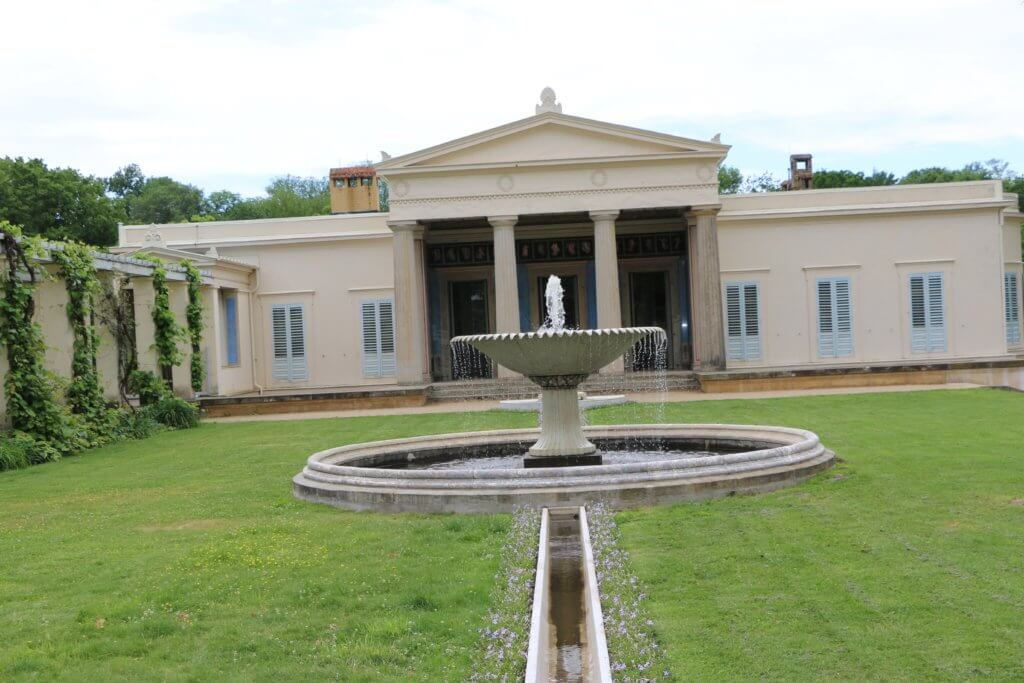 Schloss Charlottenhof, Park Sanssouci, Potsdam