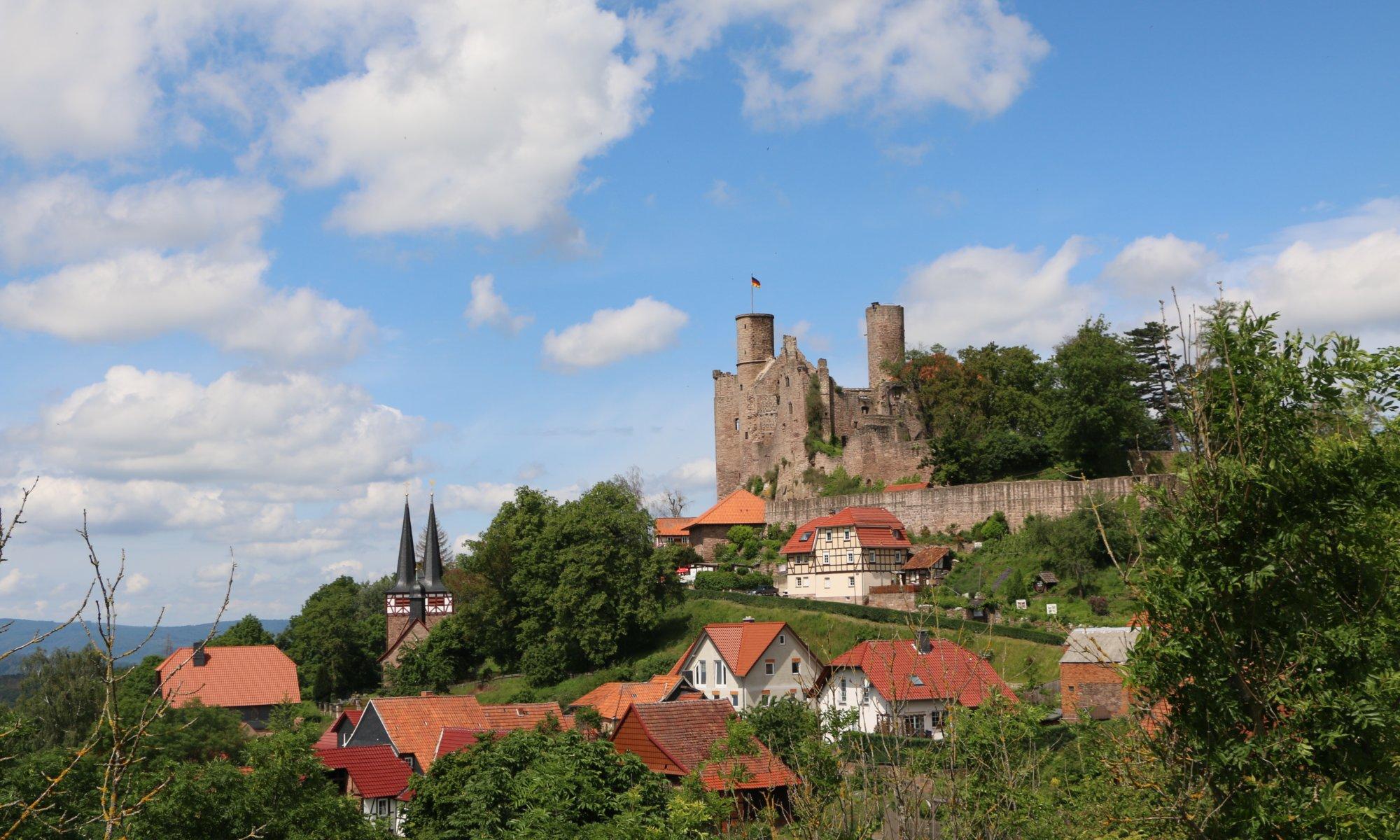Burgruine Hanstein, Bornhagen