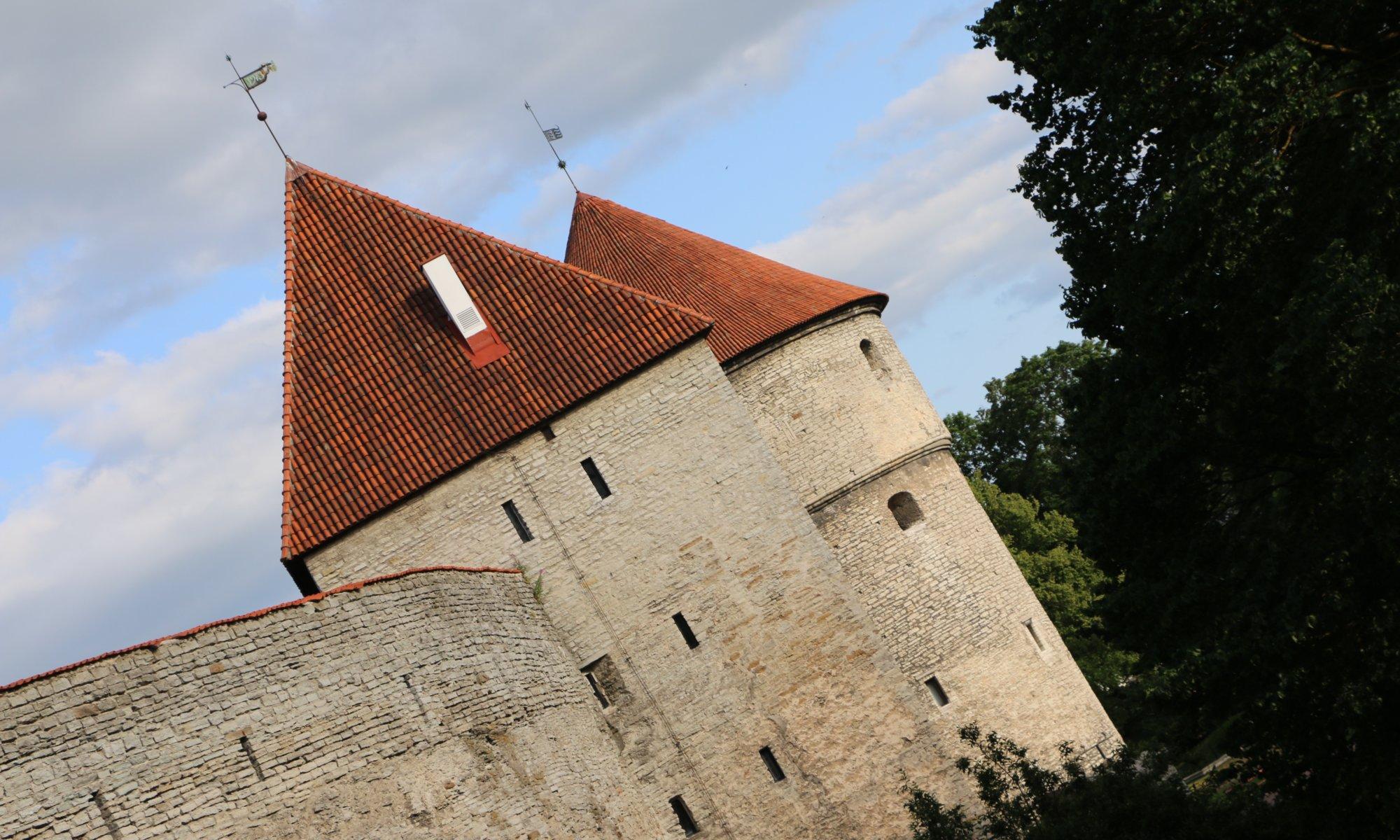 City fortifications, Tallinn
