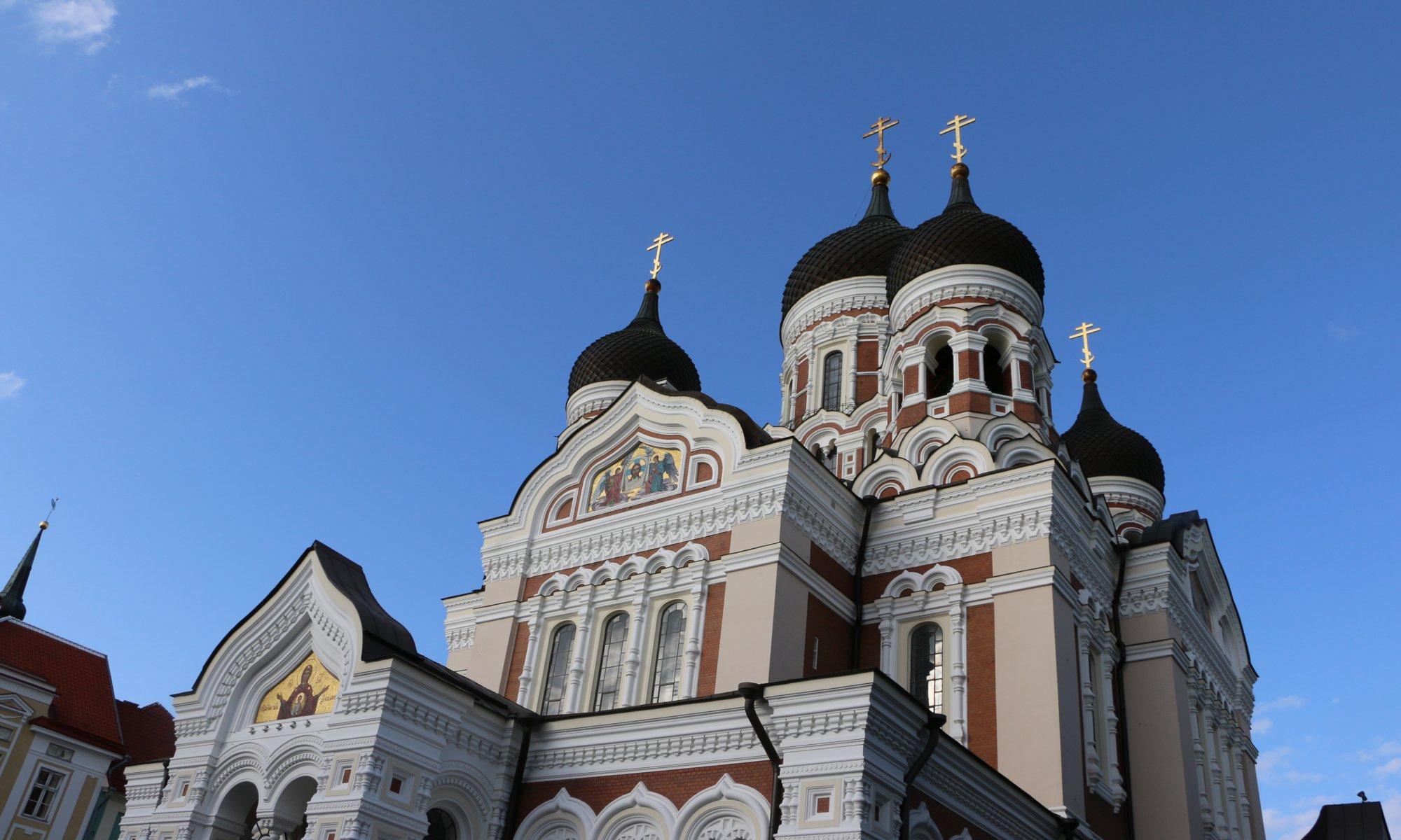 leksander Nevski katedraal, Tallinn