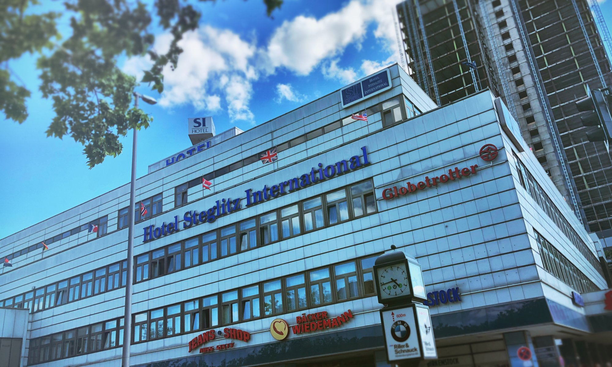 Hotel Steglitz International, Berlin