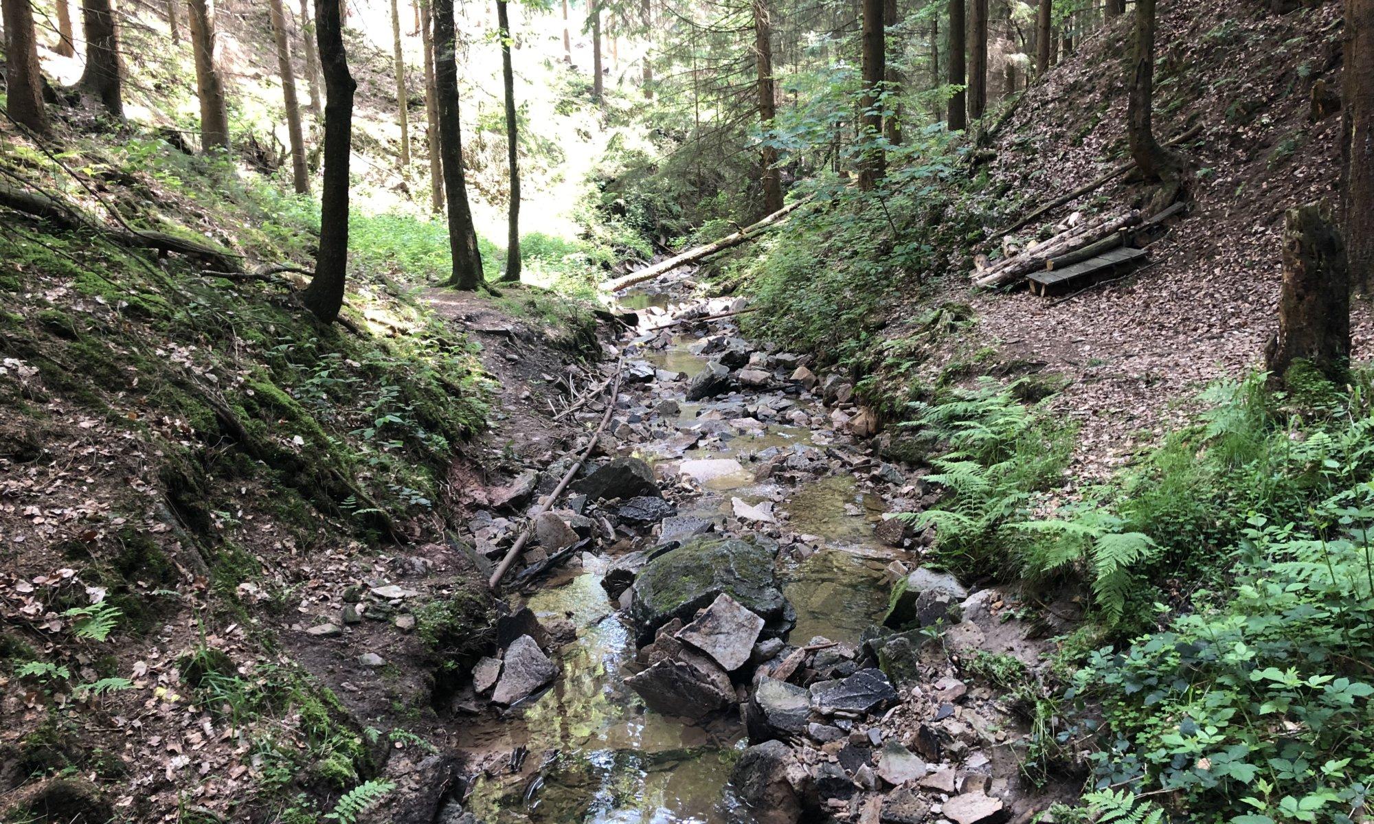 Ickelsbach, Landwehrhagen, Staufenberg