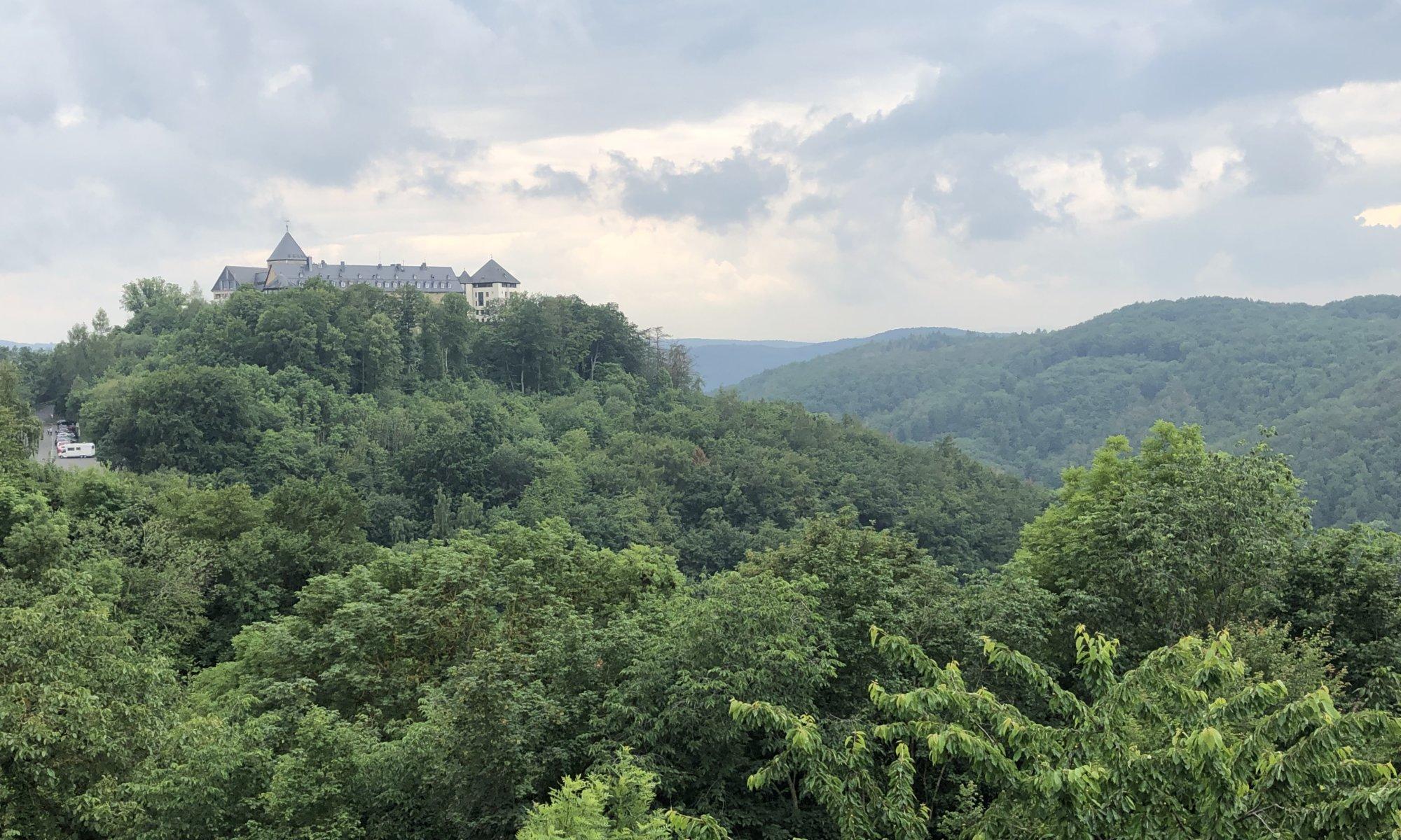 Schloß, Waldeck