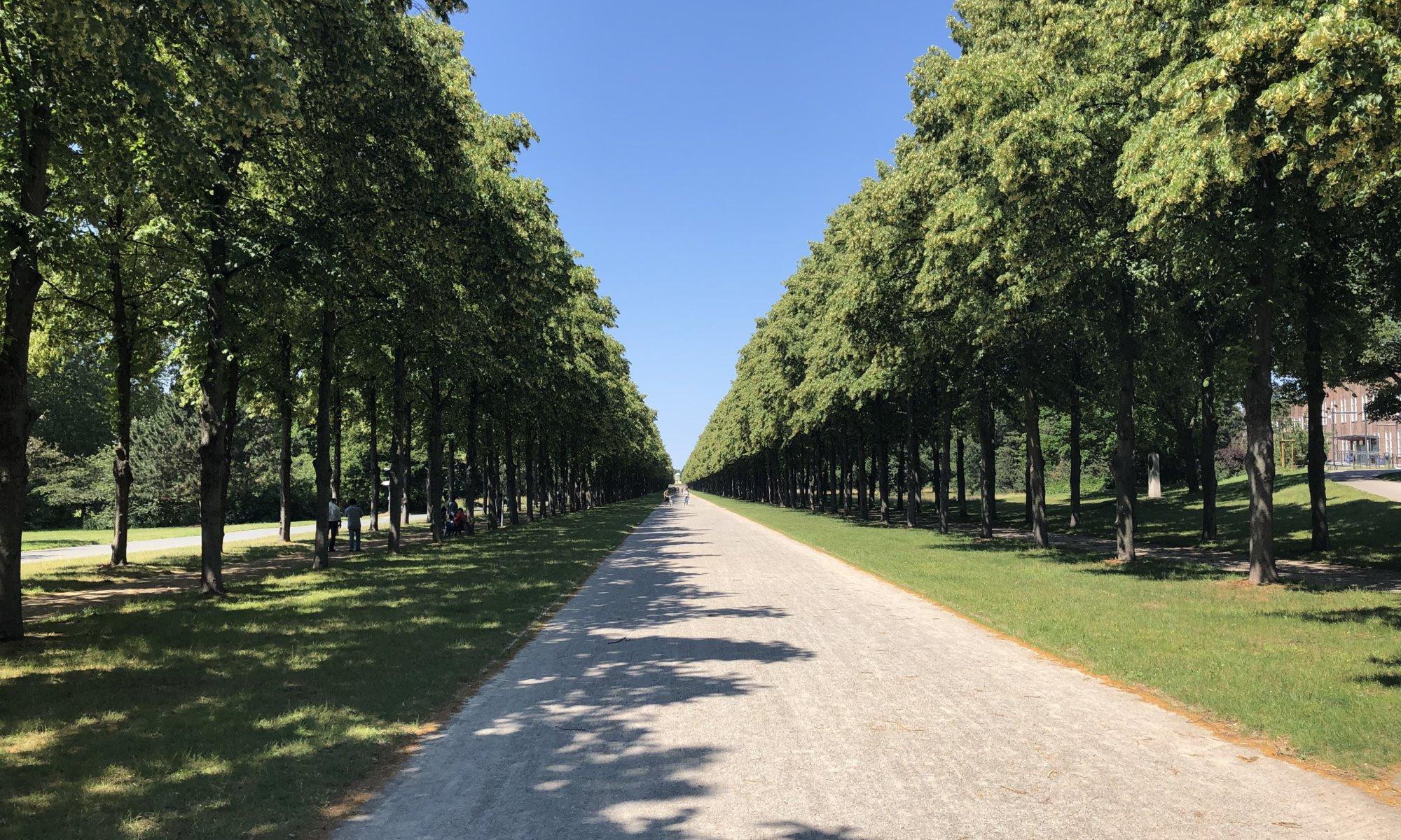 Georgengarten, Herrenhäuser Gärten, Hannover