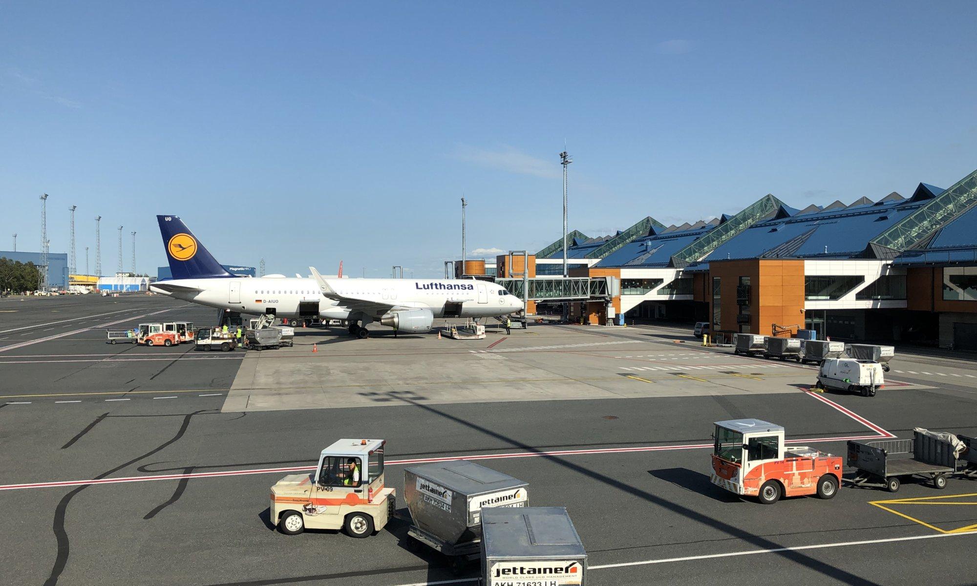 Airport, Tallinn