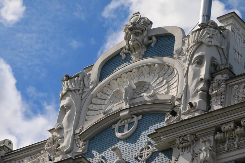 Art nouveau, Rīga