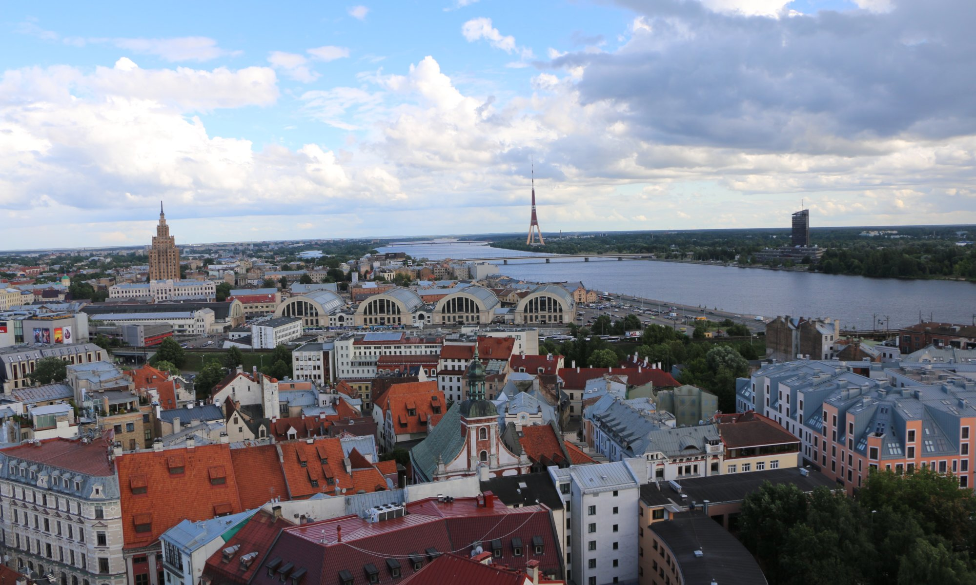 St. Peter, Rīga