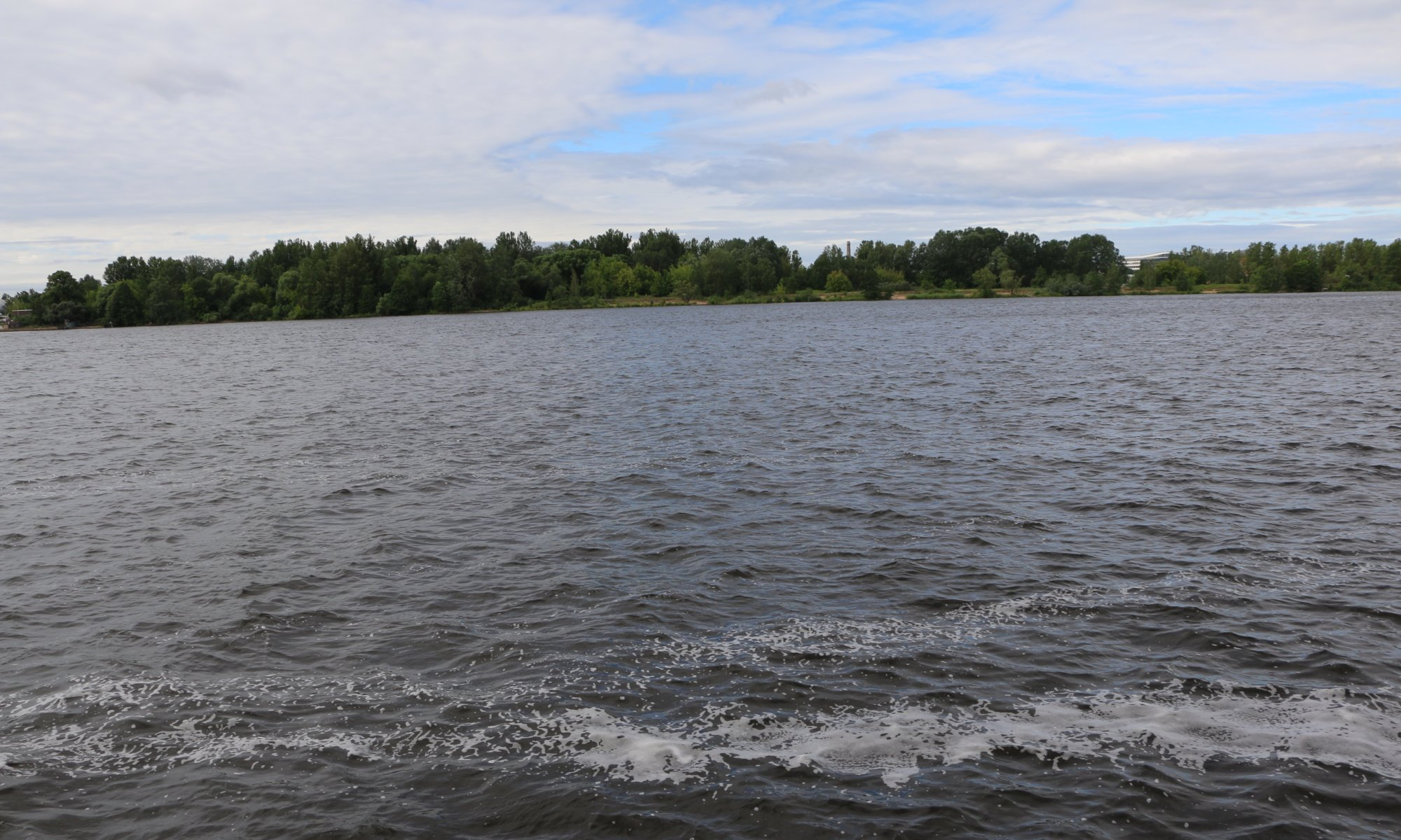 Daugava river, Rīga