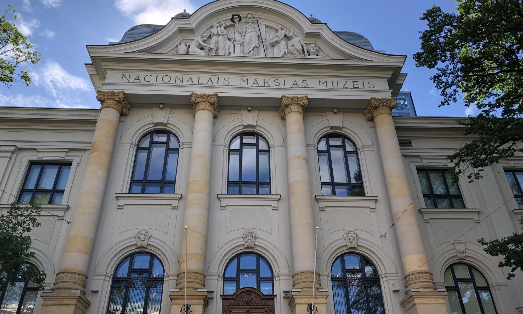 Latvian National Art Museum, Rīga