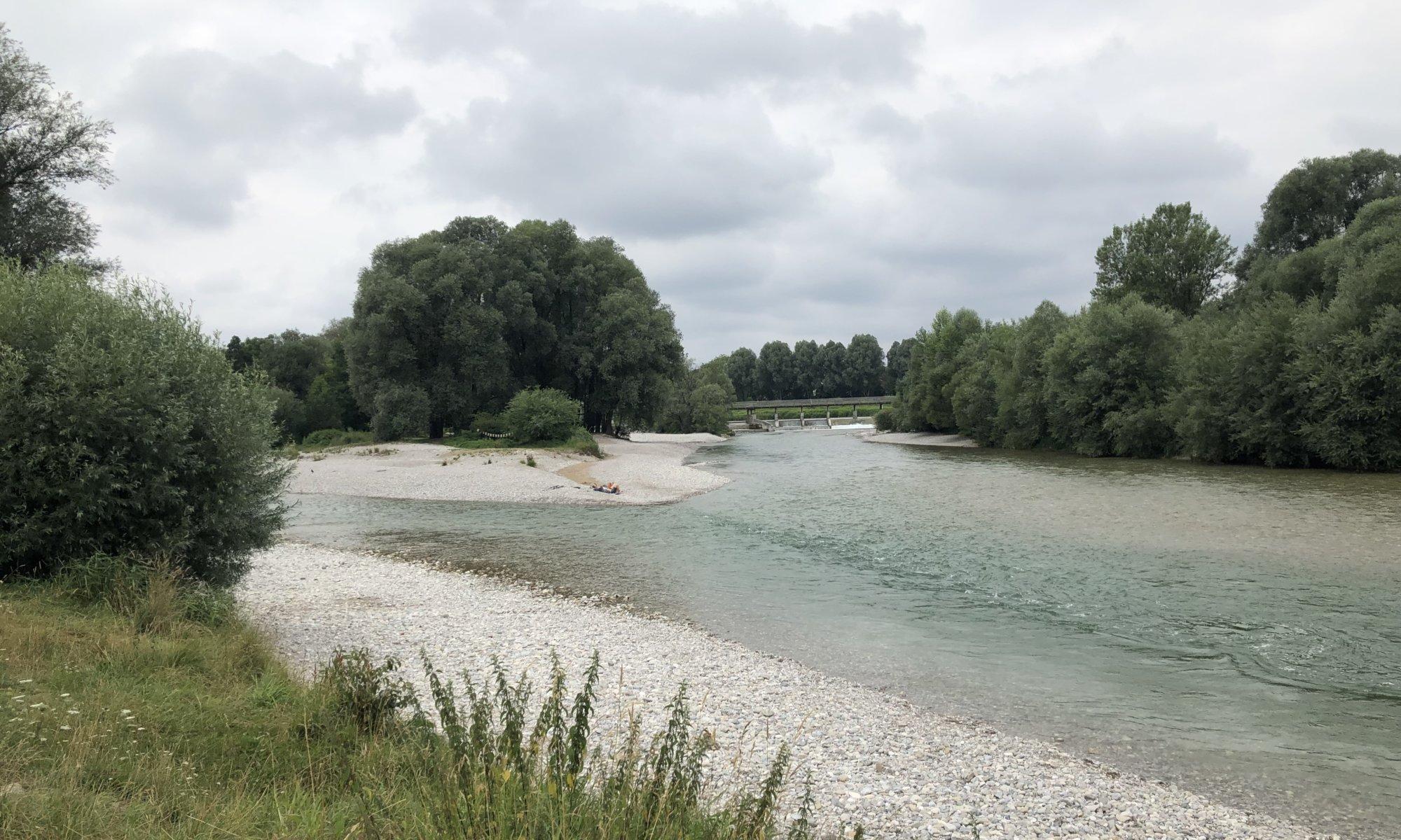 Flaucher, Isar, München