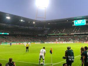 Atlas Delmenhorst vs. Werder Bremen
