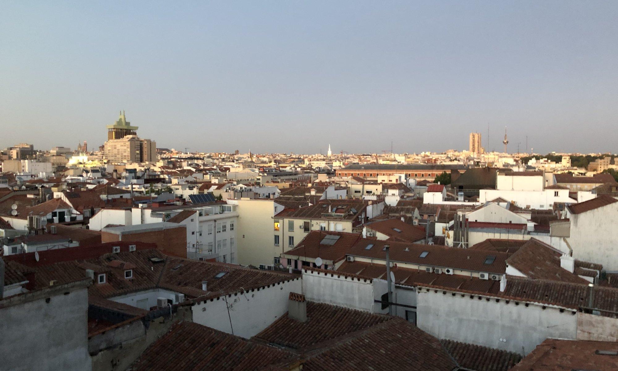 La Terraza de Óscar, Madrid