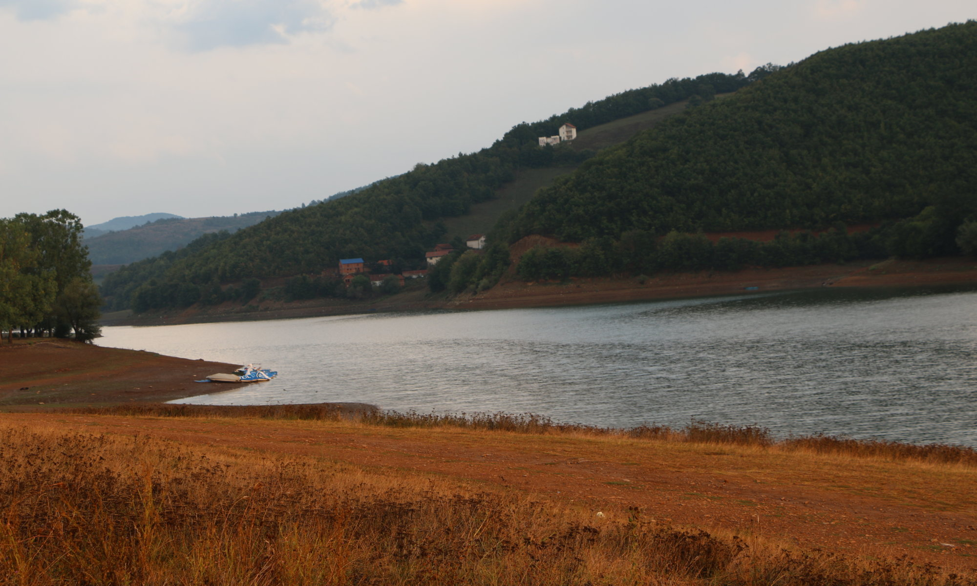 Liqeni i Batllavës, Kosovo