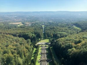 View from Herkules monument, Kassel