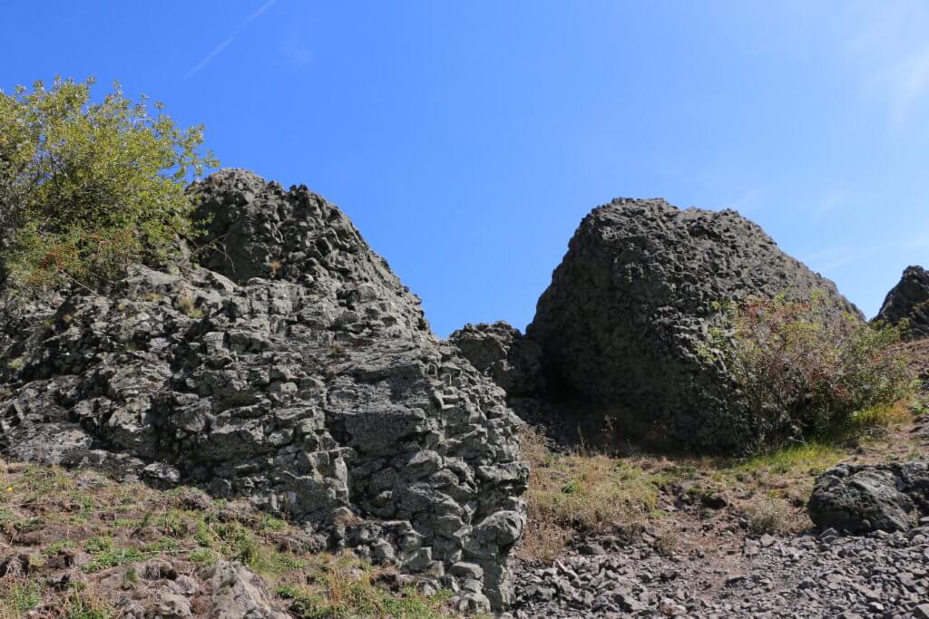 Helfensteine, Zierenberg