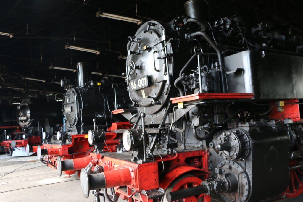 Sächsisches Eisenbahnmuseum, Chemnitz