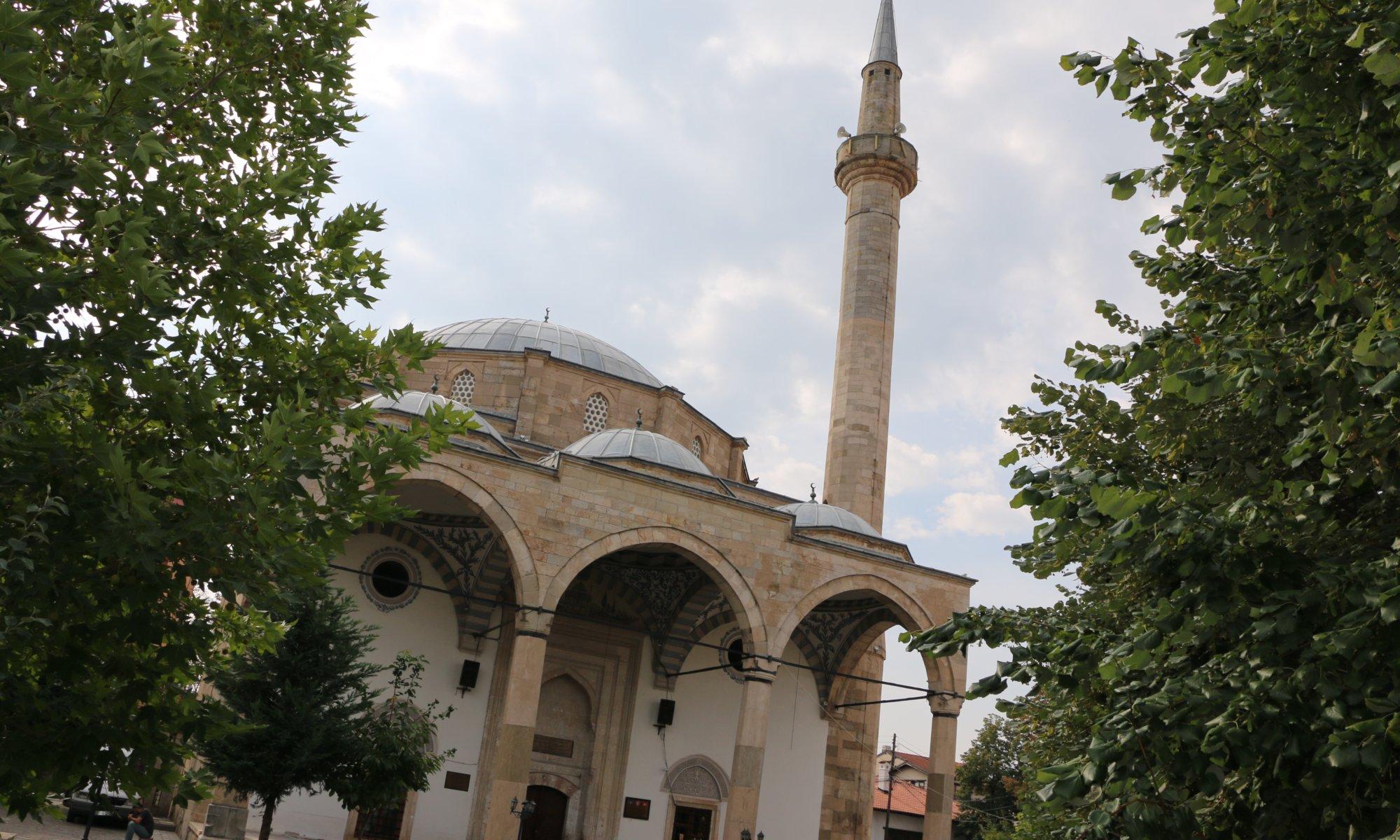 Xhamia e Madhe, Prishtinë