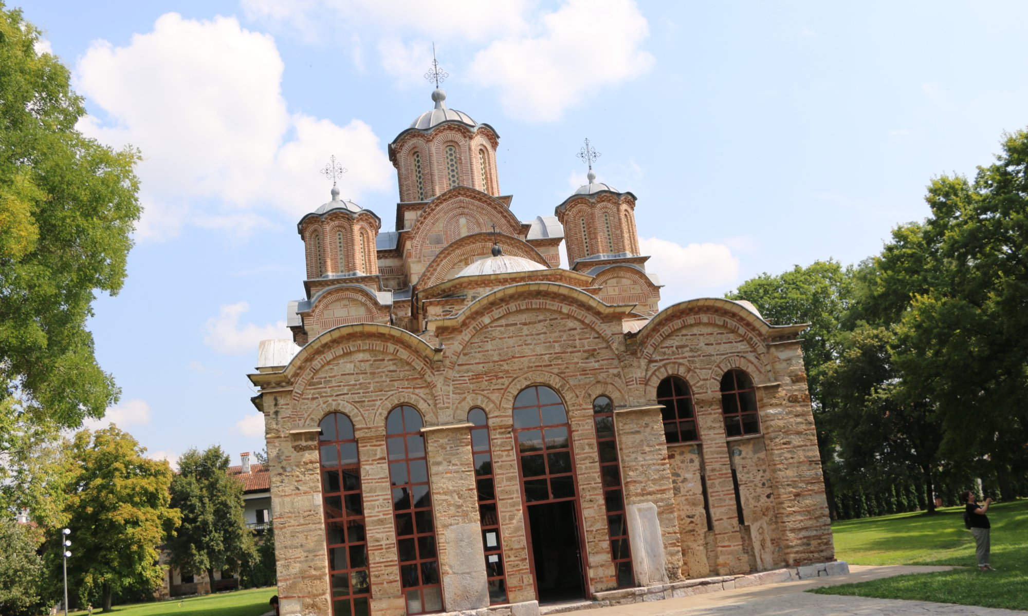 Манастир Грачаница, Gračanica