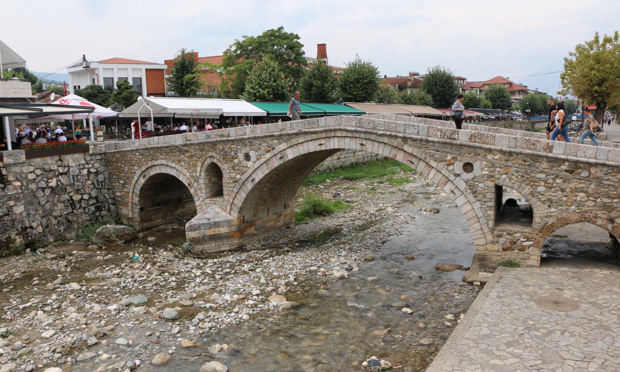 Ura e gurit, Prizren