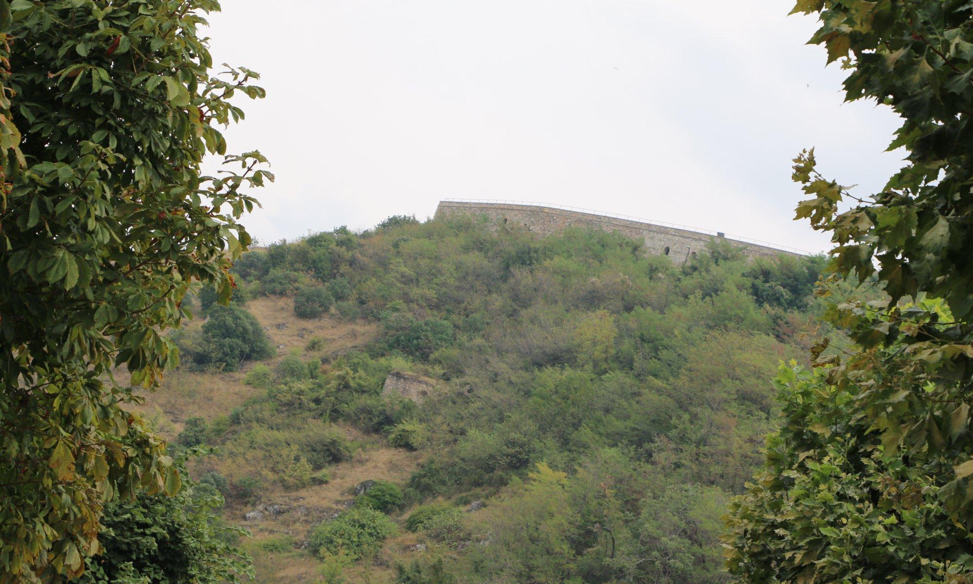 Kalaja fortress, Prizren