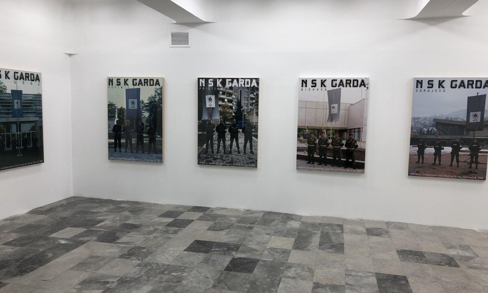 Galeria Kombëtare e Kosovës, Prishtinë