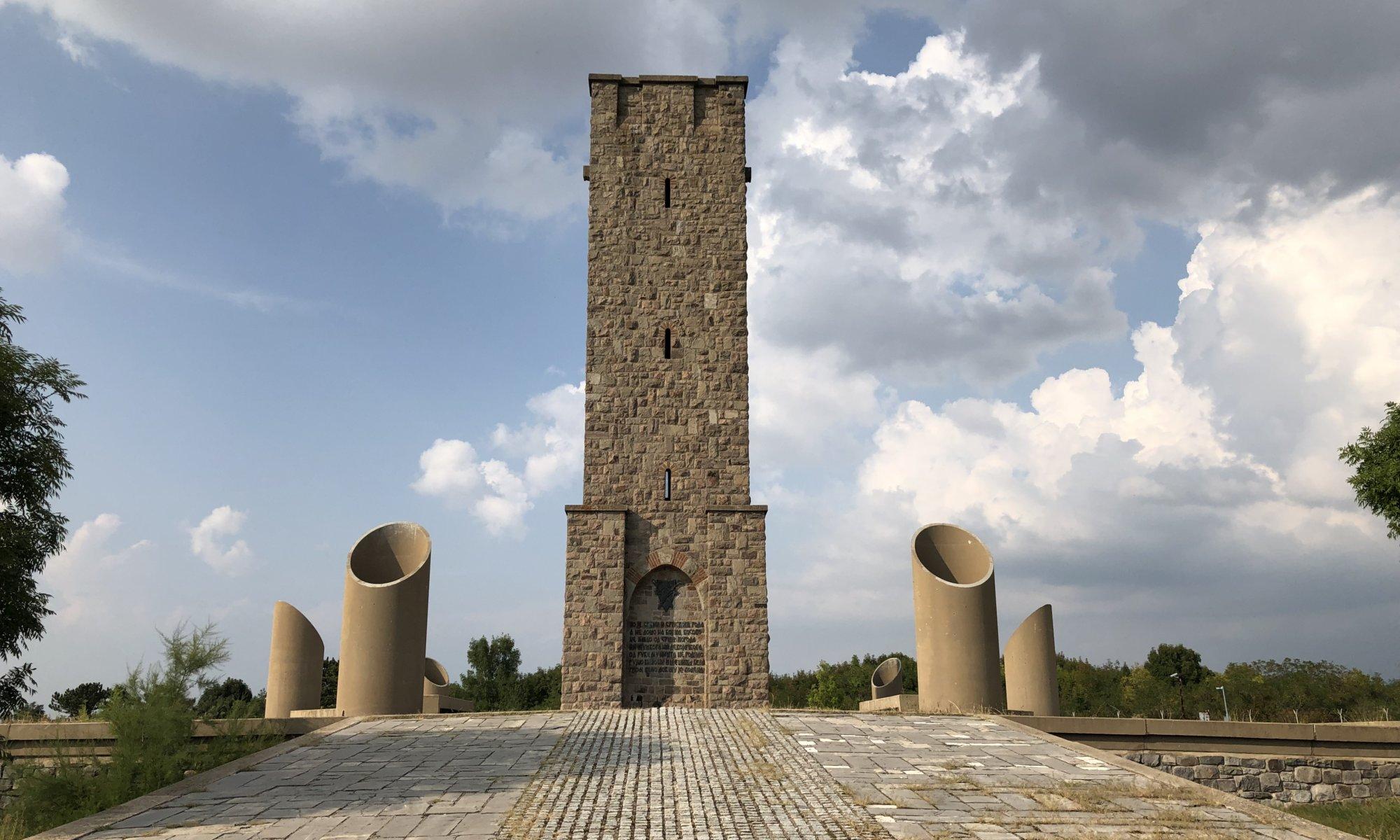 Газиместан monument, Prishtinë