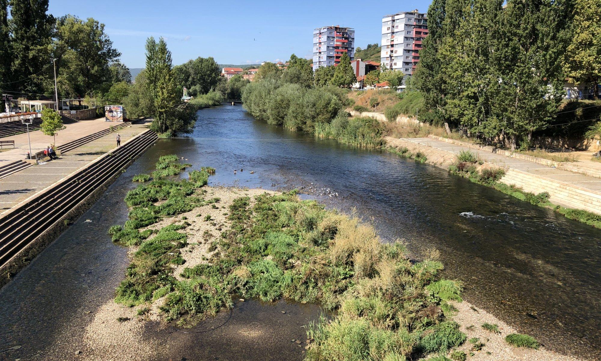 River Ibar, Mitrovicë