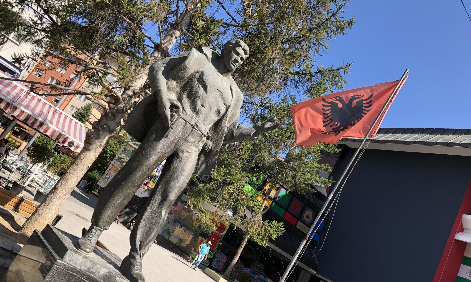 Memorial, Mitrovicë