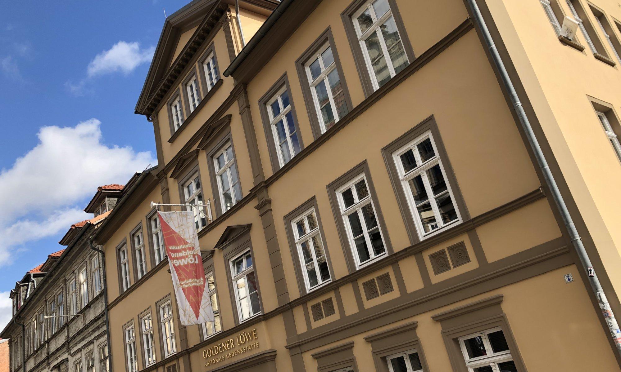 Goldener Löwe, Eisenach