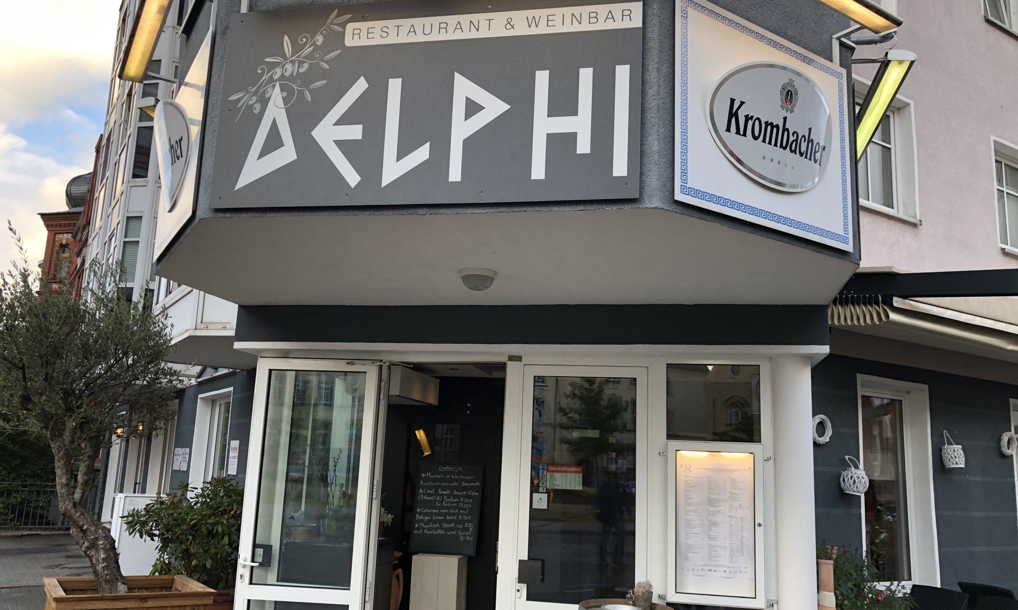 Restaurant Delphi, Eisenach