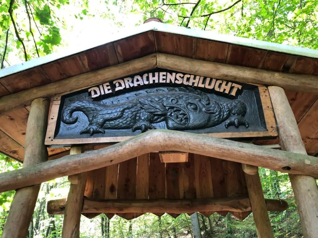 Drachenschlucht, Eisenach