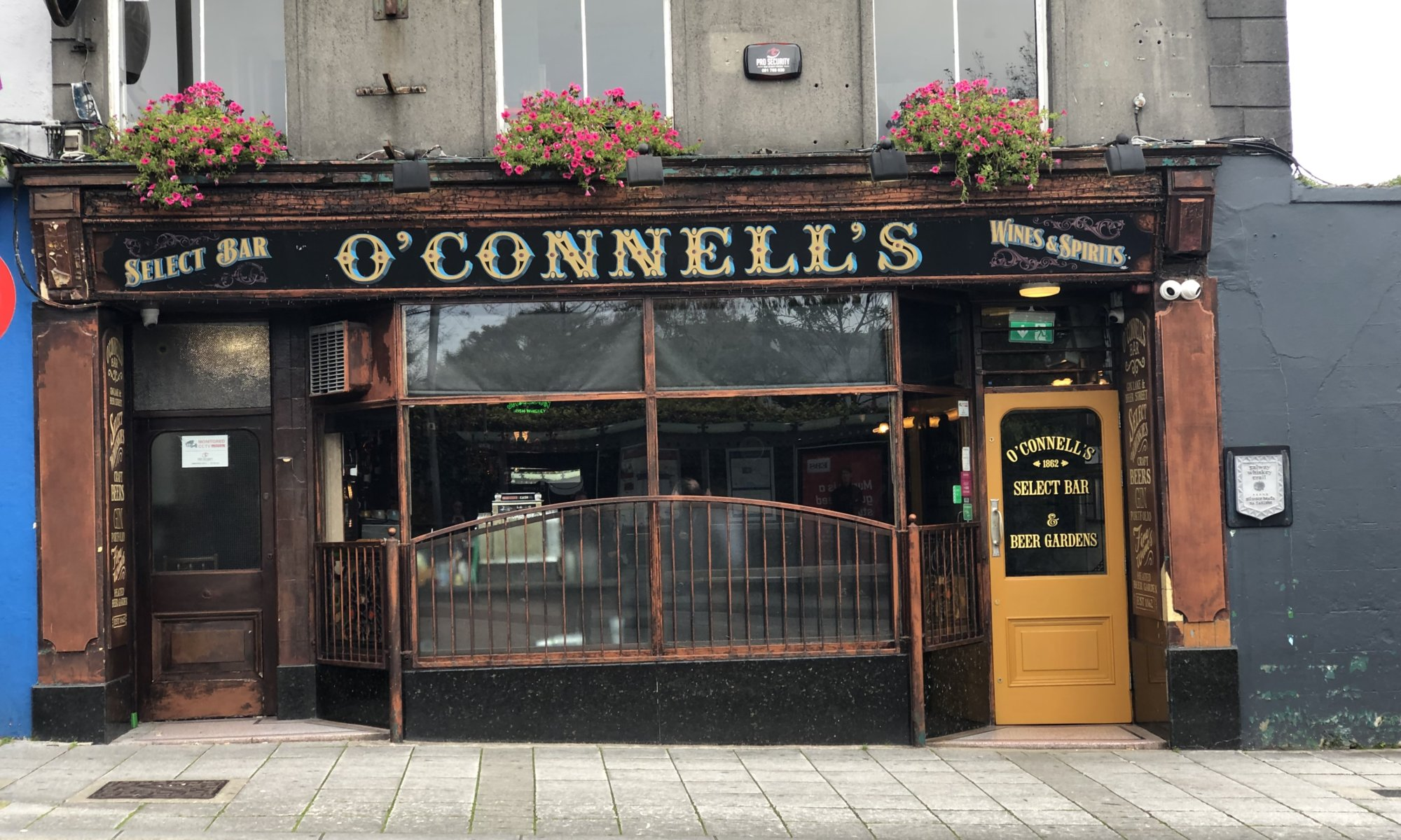 O'Connells bar, Galway