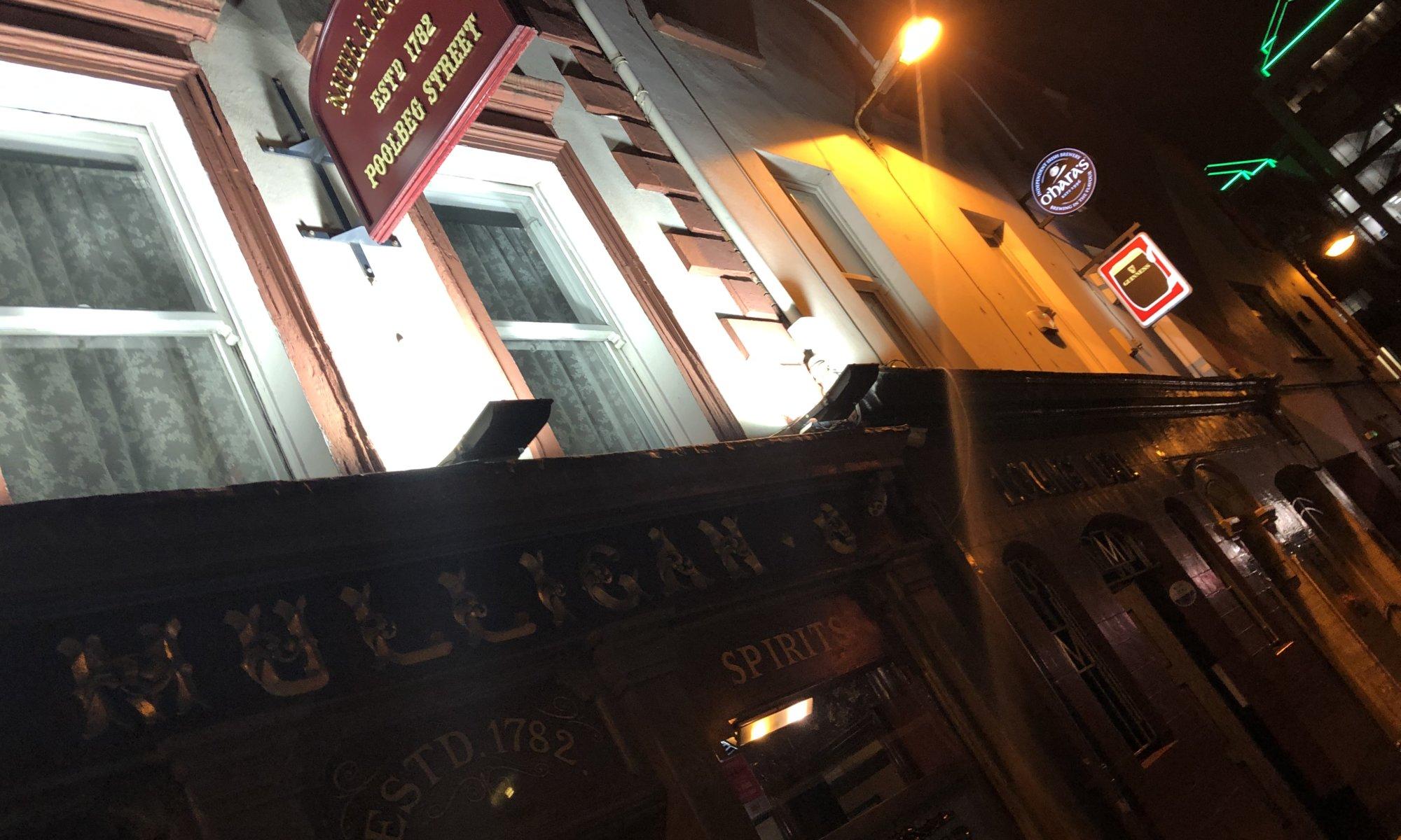 Mulligans, Dublin