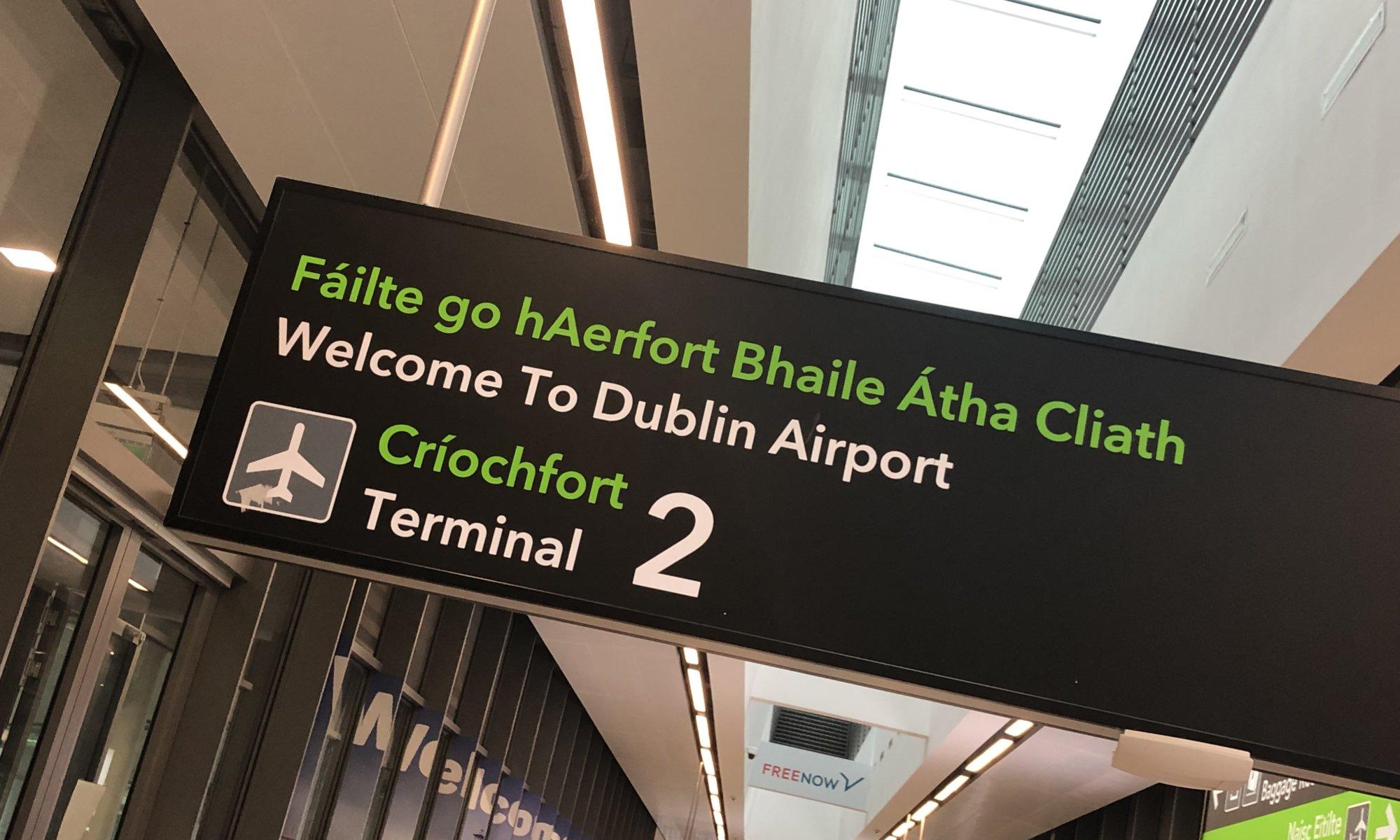 Airport, Dublin