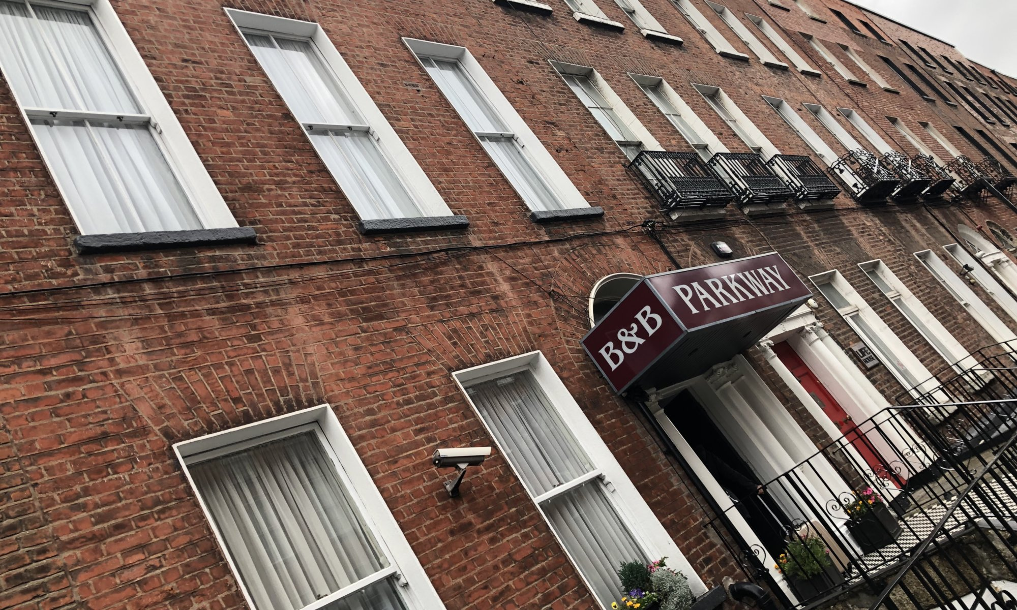 Parkway guesthouse, Dublin