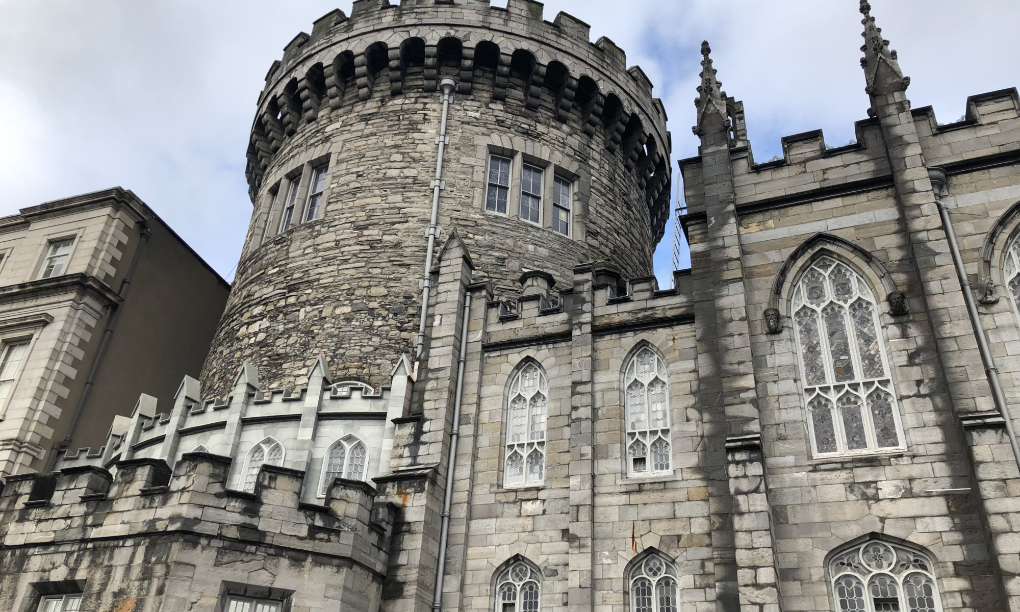 Castle, Dublin