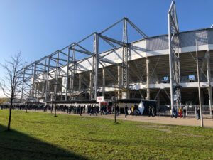 Borussia-Park, Mönchengladbach