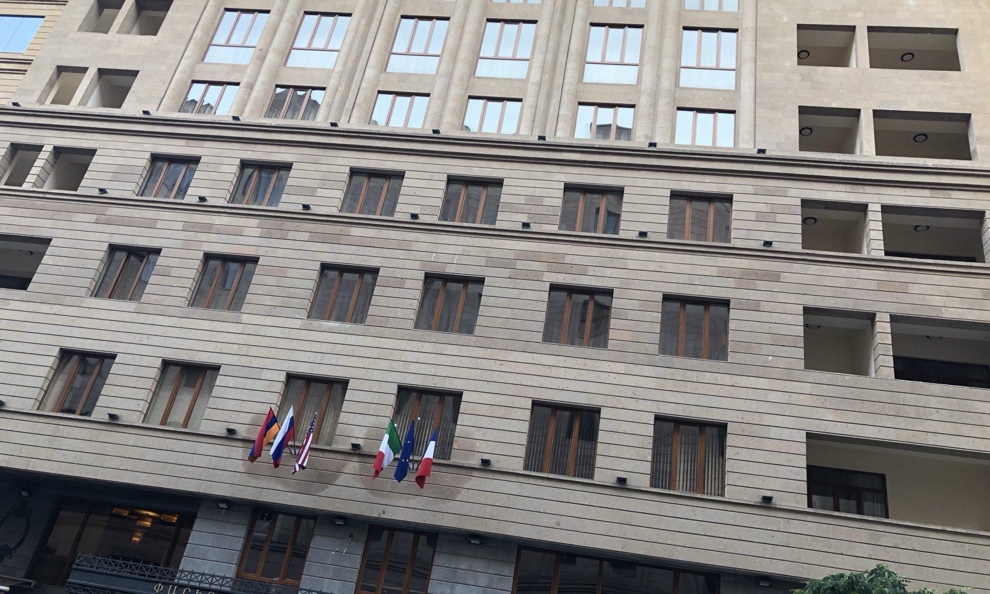 Paris Hotel, Երևան