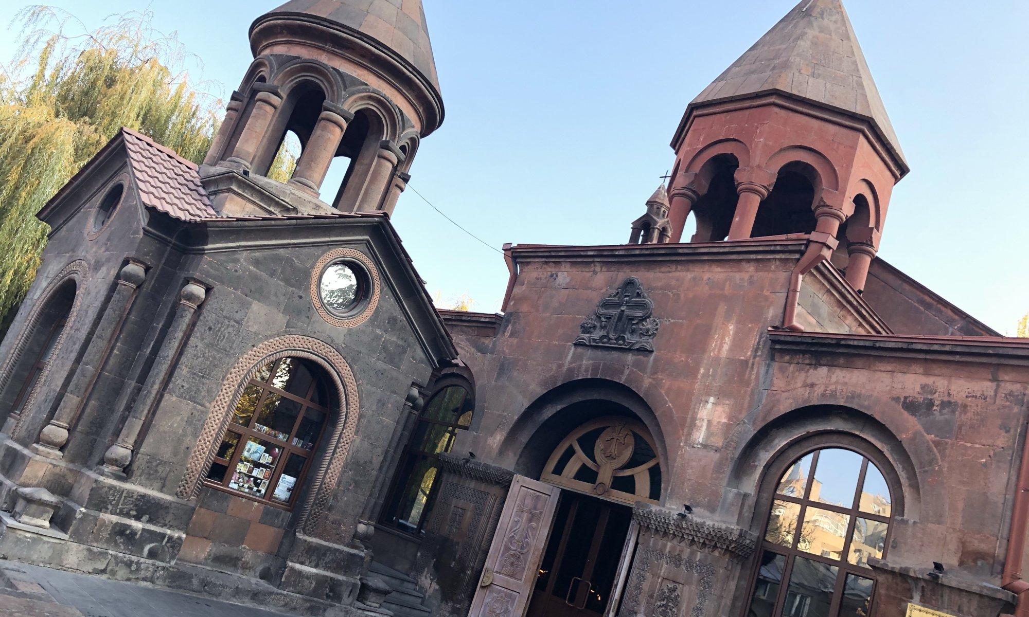 Zarovar church, Երևան