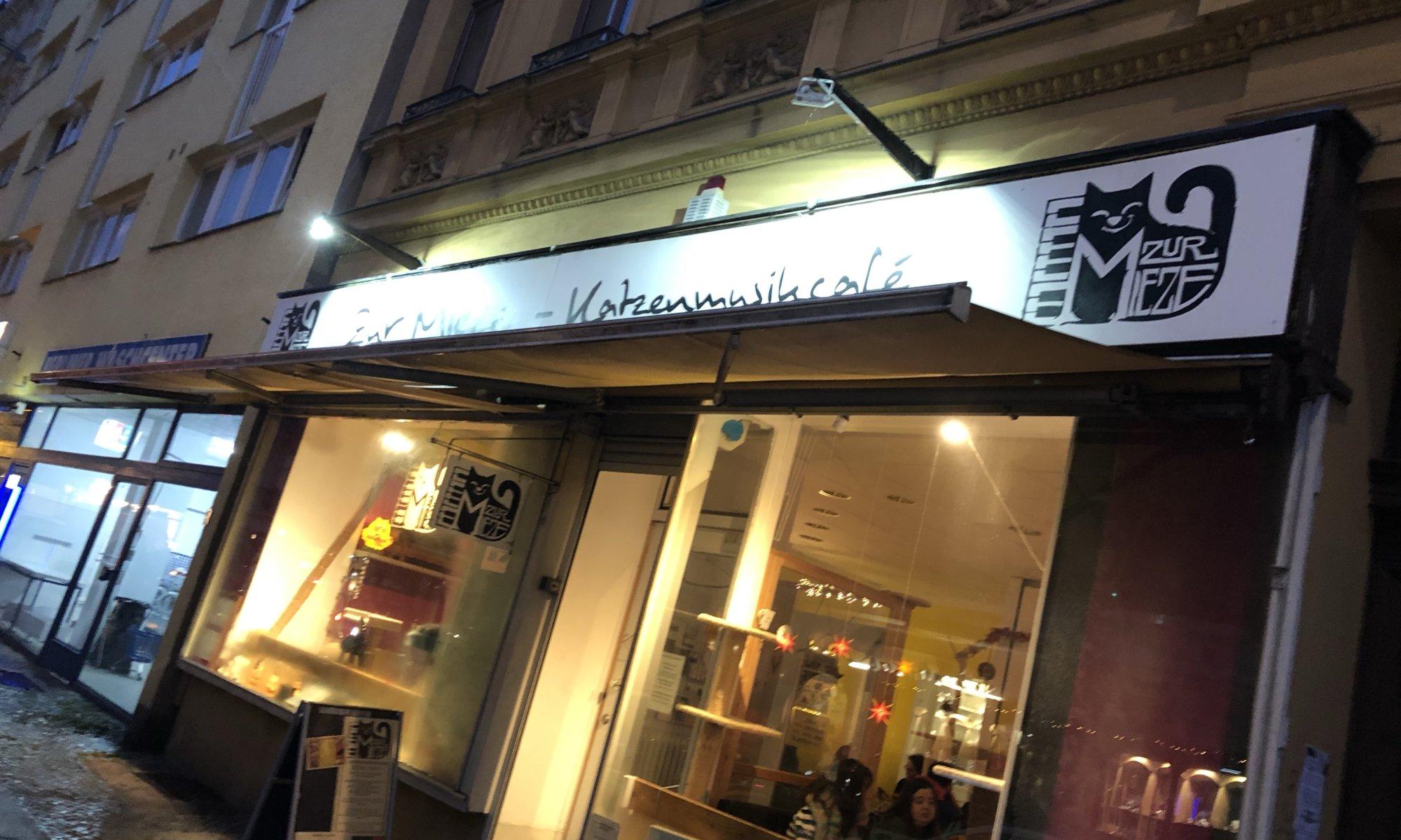 Katzenmusikcafe Zur Mieze, Berlin