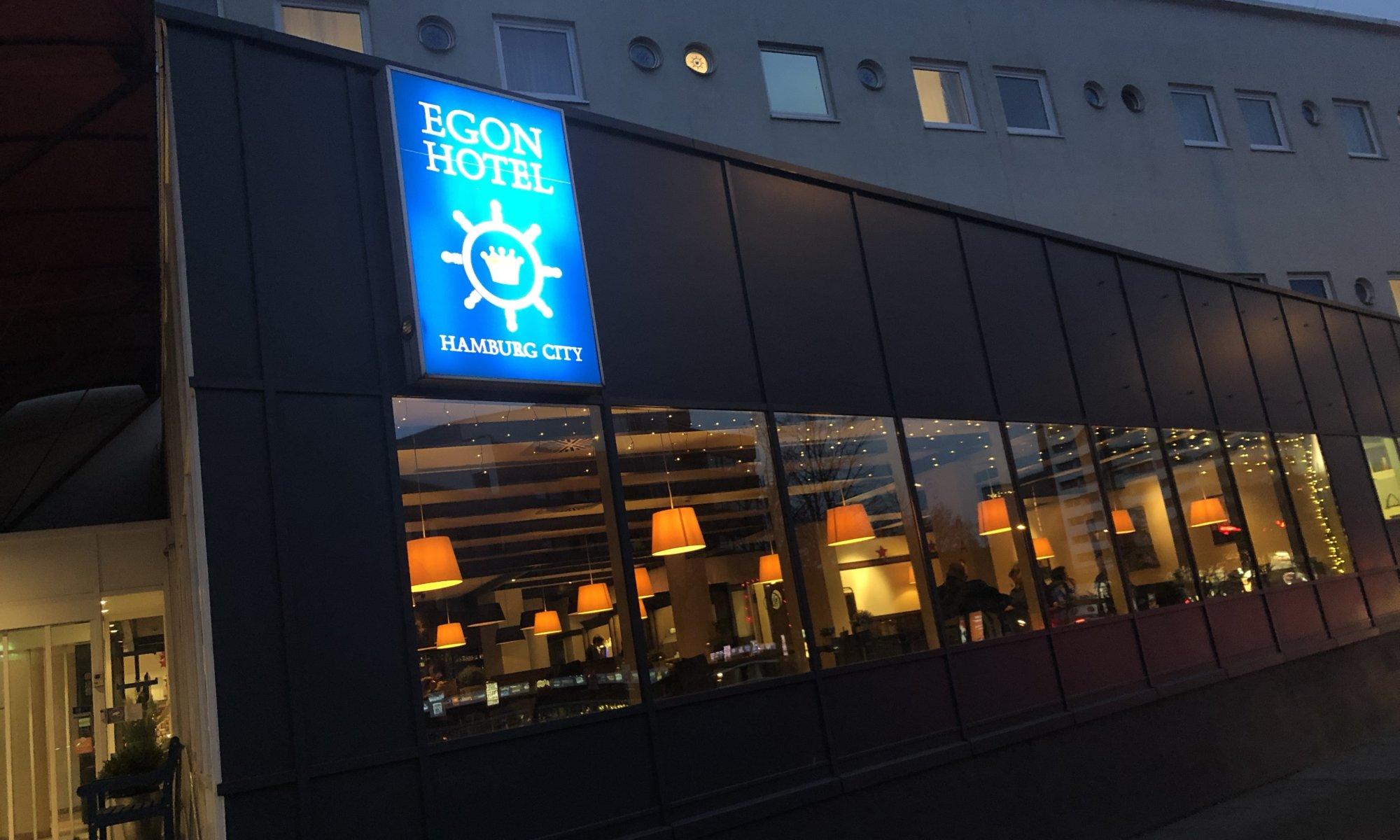 Egon Hotel, Hamburg