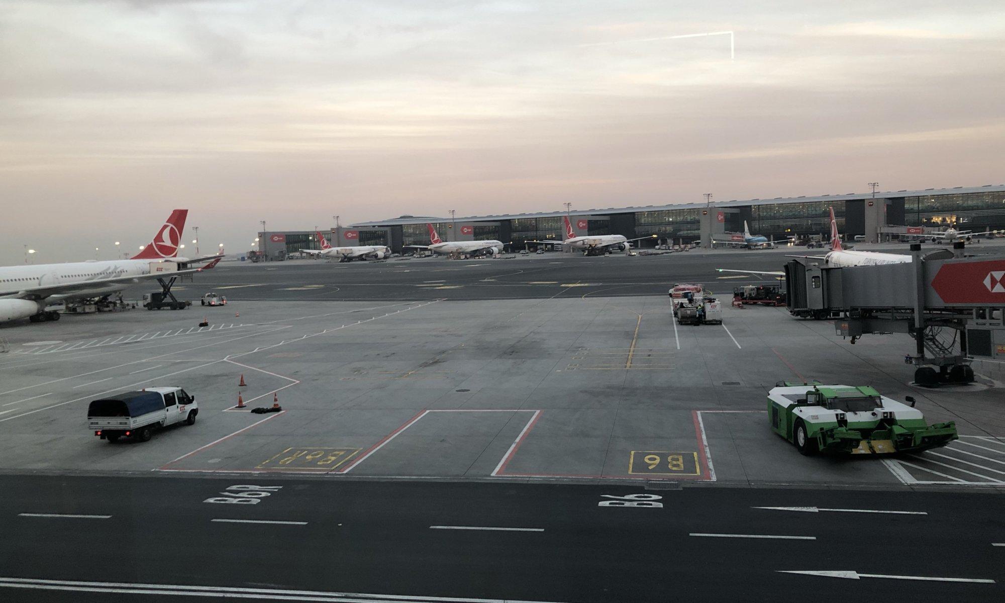 İstanbul Havalimanı, Turkey