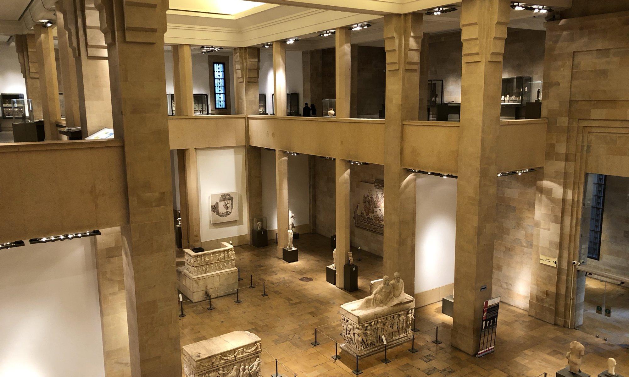 National museum, بيروت