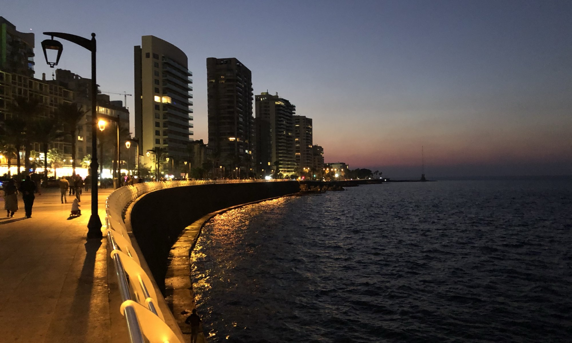 Corniche, بيروت