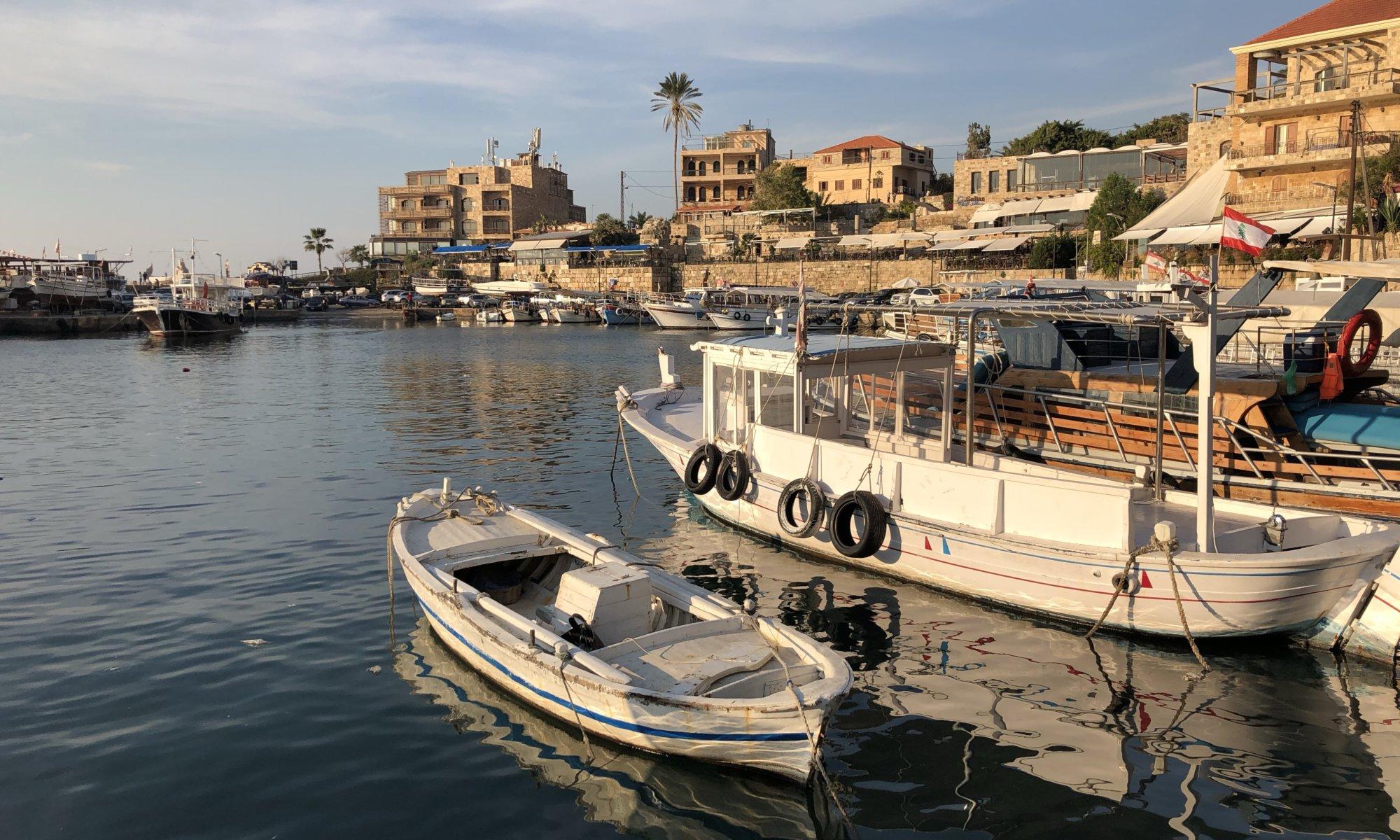 Harbour, Byblos