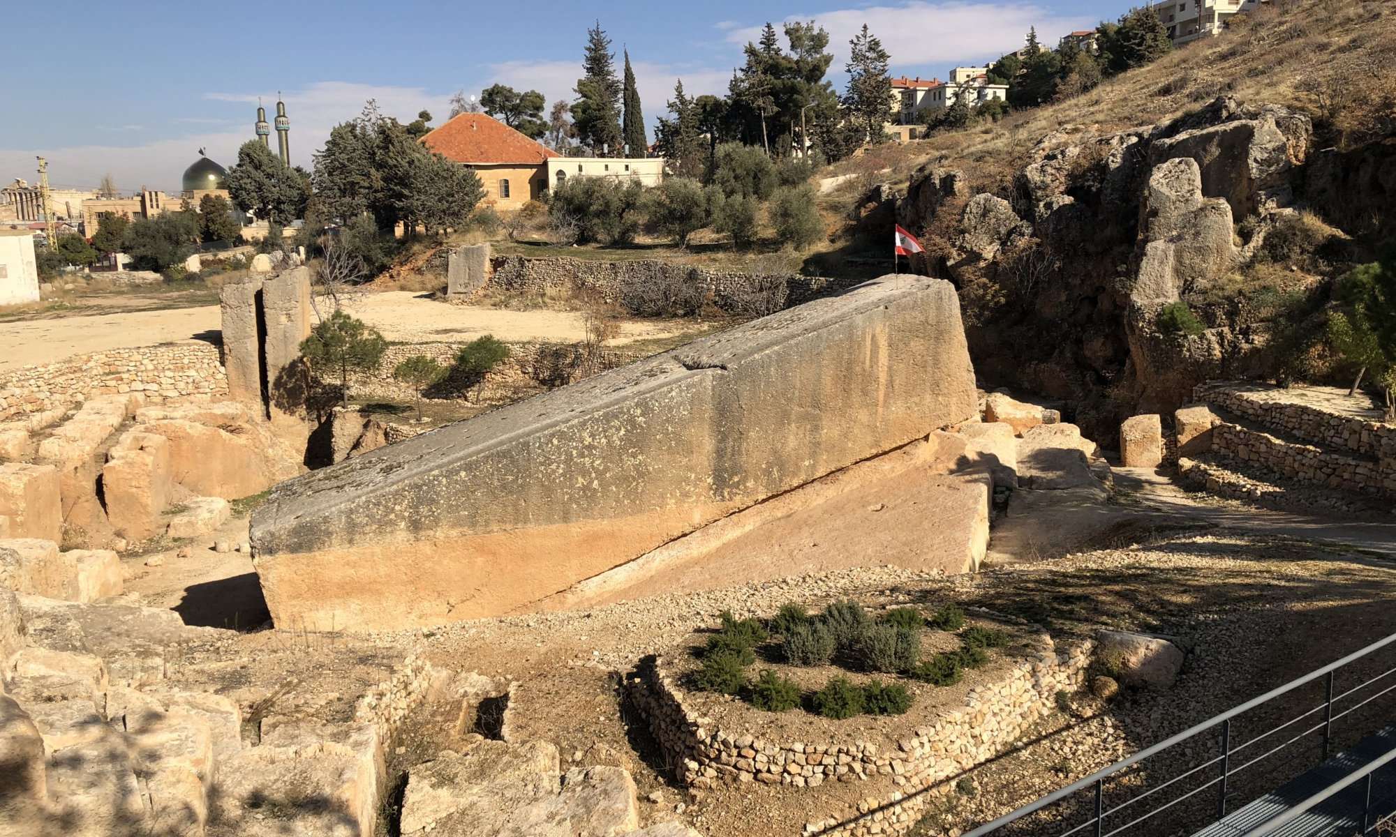 Worlds largest stone, Baalbek
